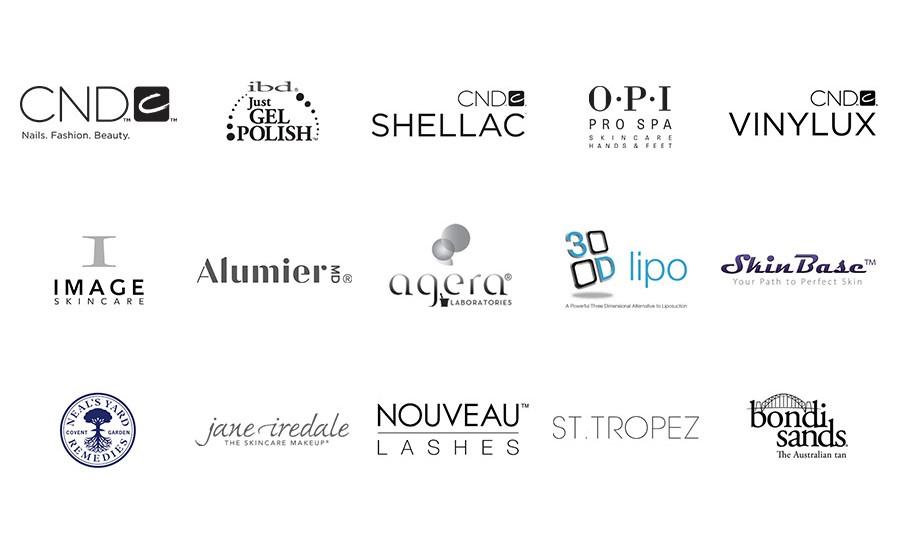sxy beauty branded logos